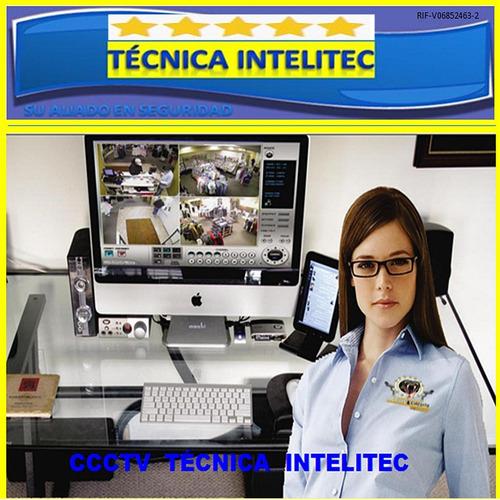 instalación de cámaras de cctv tú aliado en seguridad