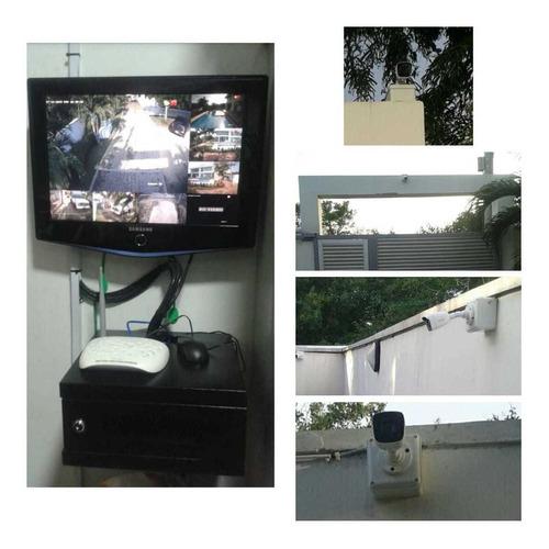 instalacion de camaras de seguridad