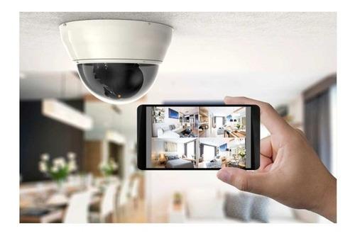 instalación de cámaras de seguridad, alarmas cerco eléctrico