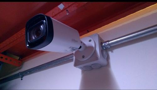 instalacion de cámaras de seguridad cctv
