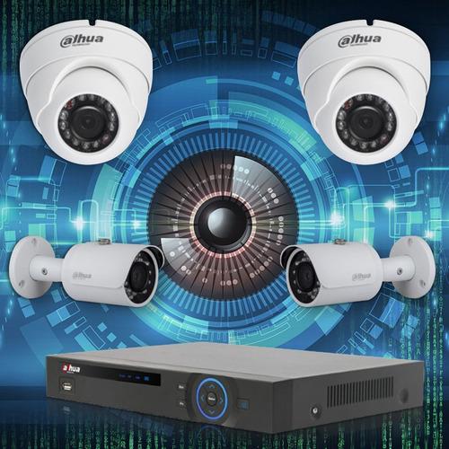 instalacion de camaras de seguridad cctv  dahua hikvision