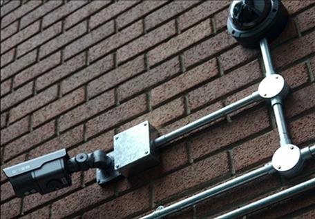 instalación de cámaras de seguridad cctv ip circuito cerrado