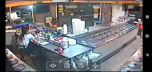 instalación de cámaras de seguridad, circuito cerrado de tv.