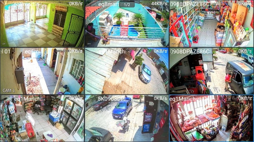 instalación de cámaras de seguridad en gdl y zmg