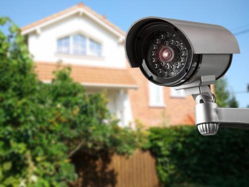 instalación de cámaras de seguridad en v región