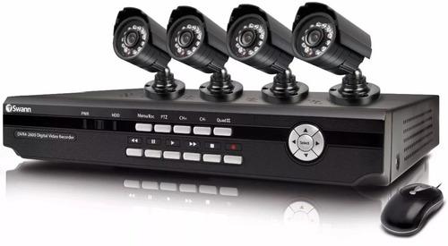 instalación de cámaras de seguridad y alarmas