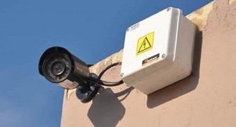instalación de cámaras seguridad,kit de 4 + disco de 1tera