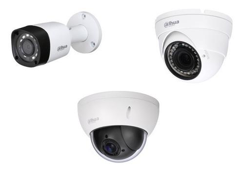 instalación de cámaras y alarmas