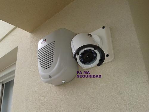 instalación de cámaras y alarmas casas y comercio zona oeste