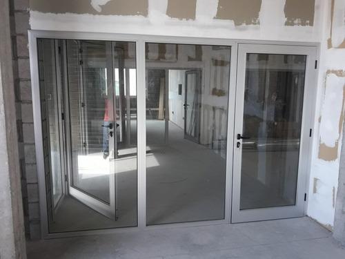 instalacion de carpinterias de aluminio