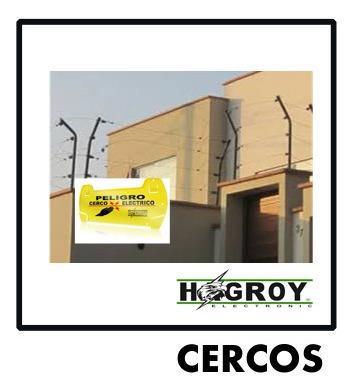 instalación de cerco eléctrico en guayaquil