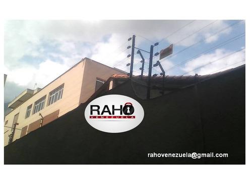 instalación de cerco eléctrico malla ciclón concertinas