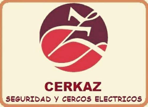 instalación de cercos electricos
