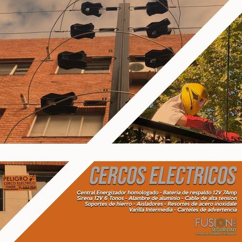 instalacion de cercos electricos