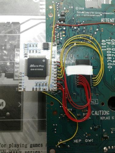 !!instalacion de chips de todas las consolas a domicilio!!