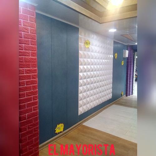 instalación de cielorraso, piso, pared, y zócalo en pvc