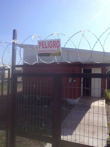 instalación de concertina alambre de seguridad