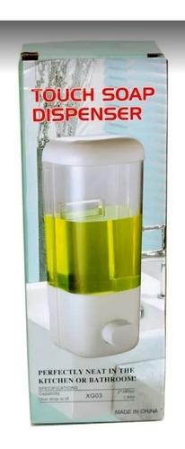 instalación de dispensadores de alcohol gel.