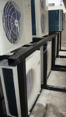 instalación de equipos de aire acondicionado
