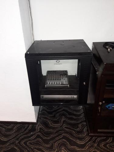 instalacion de equipos de audio, video, iluminaciony cctv