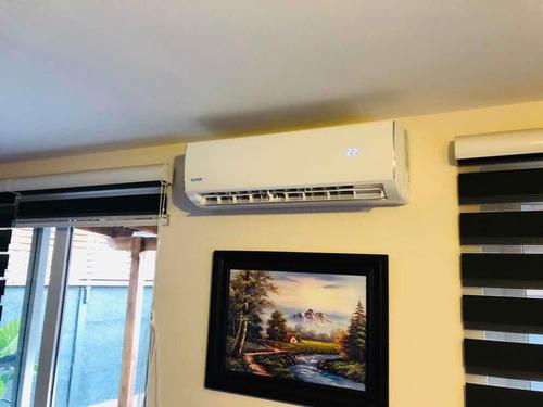 instalación de equipos de climatización
