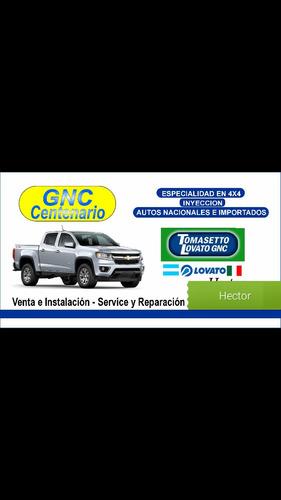 instalación de equipos gnc 4ta 5ta generación cilindros livi