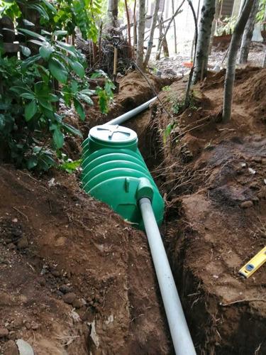 instalacion de fosas septicas