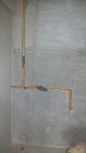 instalacion de gas natural con materiales y tramite  $12000