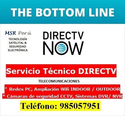 instalación de kit directv 985057951 ventanilla-callao