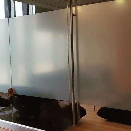 instalación de laminas de seguridad