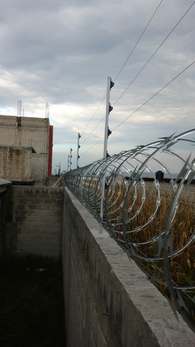 instalacion de malla ciclonica , cercas electrificadas y mas