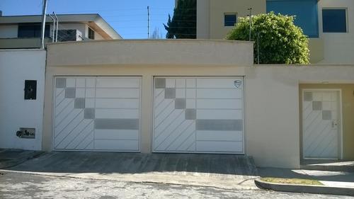 instalación de motor electrico para puerta de garaje