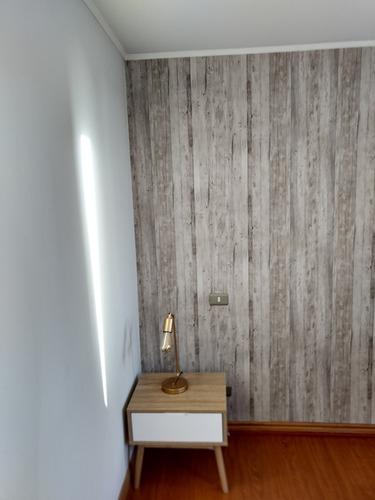 instalacion de papel mural