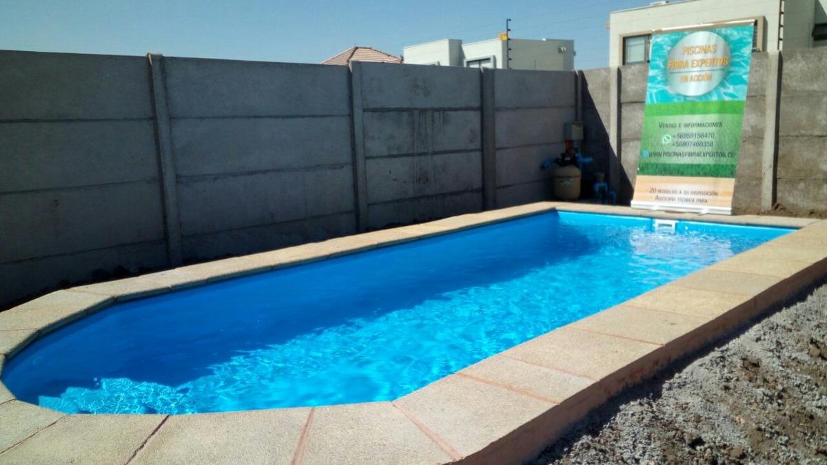 Instalacion de piscinas de fibra de vidrio amazing - Vidrios para piscinas ...
