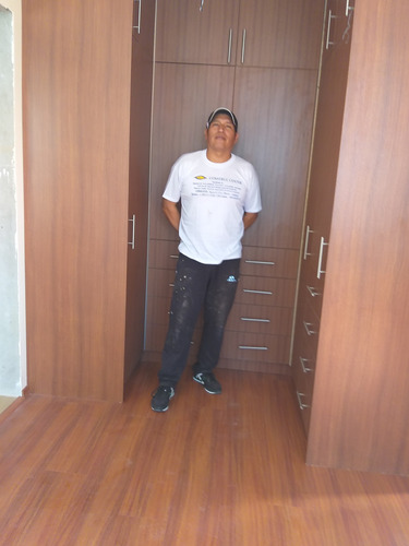 instalacion de piso de madera piso flotante pulida sin polvo