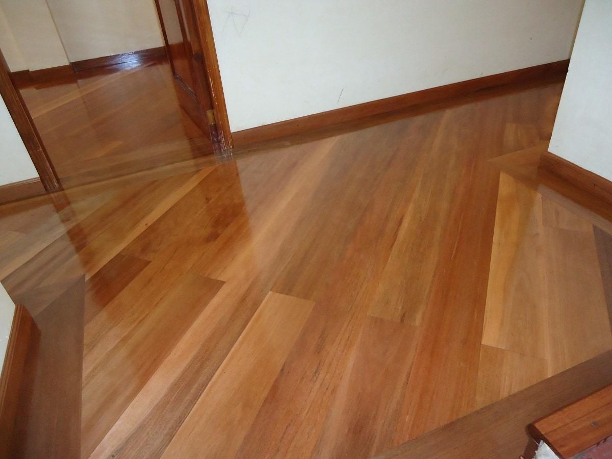 Instalacion de piso de madera piso flotante pulida sin - Suelo laminado precio ...