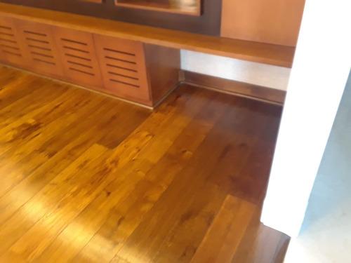 instalacion de pisos en madera