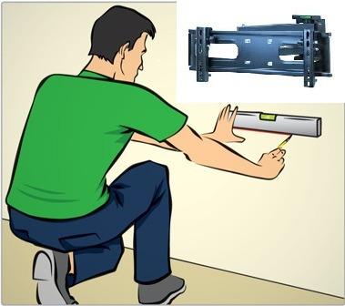 instalacion de racks tv/led/curvo/qoled/suhd/uhd