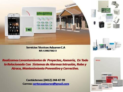 instalación de sistema cctv, cerco eléctrico y electricidad