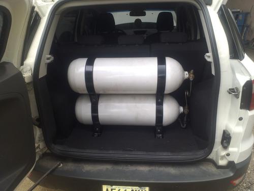 instalación de sistema de gas para vehículos