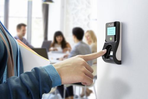 instalación de sistemas biométricos