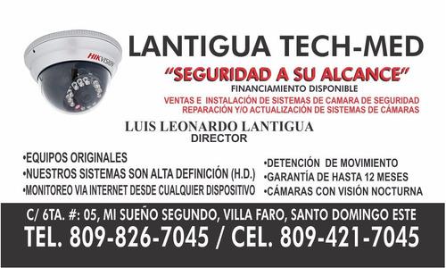instalacion de sistemas de seguridad electronica