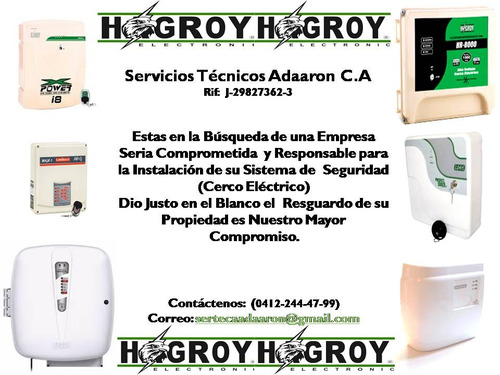 instalacion de sistemas electronicos de seguridad y resguard