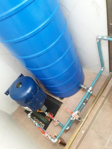 instalación de sistemas hidroneumaticos