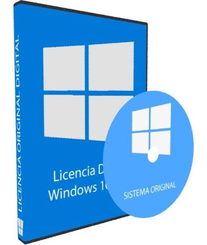 instalación de sistemas operativos originales windows 10