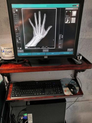 instalación de software nx para equipos digitalizadores agfa