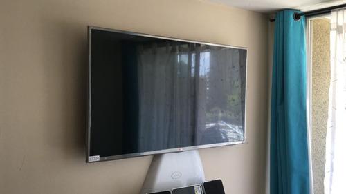 instalación de soporte tv led lcd plasma en tabique o sólido