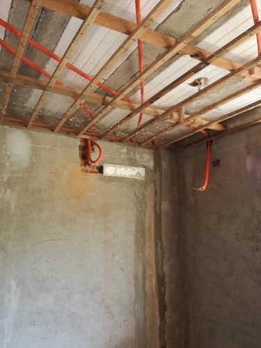 instalación de split $5950 con materiales inc. rosario