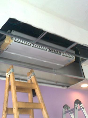 instalacion de split aire acondicionado - reparacion