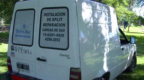 instalacion de split, reparacion, mantenimien, refrigeracion